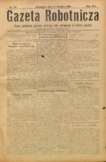 Gazeta Robotnicza, 1904, R. 14, nr 64