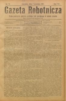 Gazeta Robotnicza, 1904, R. 14, nr 71