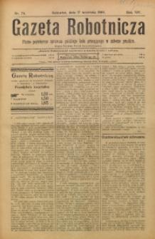 Gazeta Robotnicza, 1904, R. 14, nr 74