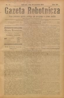 Gazeta Robotnicza, 1904, R. 14, nr 77