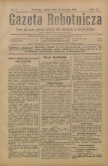 Gazeta Robotnicza, 1905, R. 15, nr 6