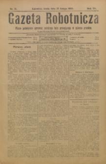 Gazeta Robotnicza, 1905, R. 15, nr 15