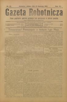 Gazeta Robotnicza, 1905, R. 15, nr 32