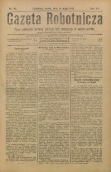Gazeta Robotnicza, 1905, R. 15, nr 36