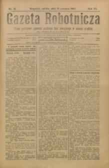 Gazeta Robotnicza, 1905, R. 15, nr 45