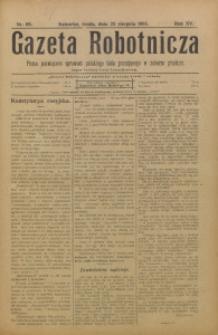 Gazeta Robotnicza, 1905, R. 15, nr 66