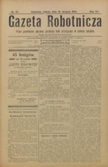 Gazeta Robotnicza, 1905, R. 15, nr 67
