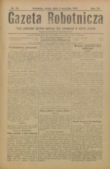 Gazeta Robotnicza, 1905, R. 15, nr 70