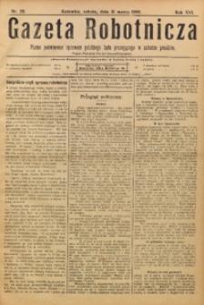 Gazeta Robotnicza, 1906, R. 16, nr 26
