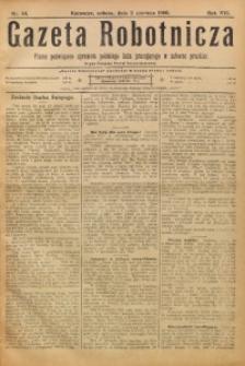 Gazeta Robotnicza, 1906, R. 16, nr 44