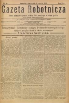 Gazeta Robotnicza, 1906, R. 16, nr 45