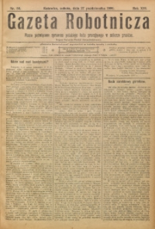 Gazeta Robotnicza, 1906, R. 16, nr 86