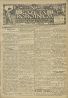 Gazeta Robotnicza, 1908, R. 18, nr 16