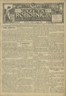 Gazeta Robotnicza, 1908, R. 18, nr 17