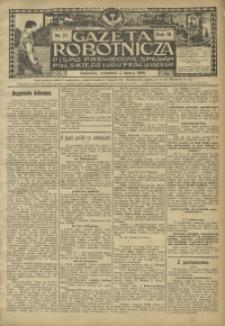 Gazeta Robotnicza, 1908, R. 18, nr 27