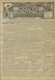 Gazeta Robotnicza, 1908, R. 18, nr 55