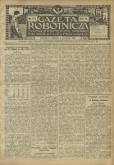 Gazeta Robotnicza, 1908, R. 18, nr 104