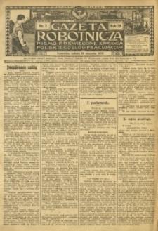 Gazeta Robotnicza, 1909, R. 19, nr 7
