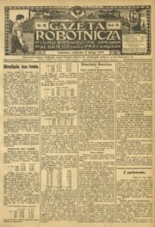 Gazeta Robotnicza, 1909, R. 19, nr 18