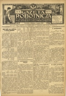 Gazeta Robotnicza, 1909, R. 19, nr 30