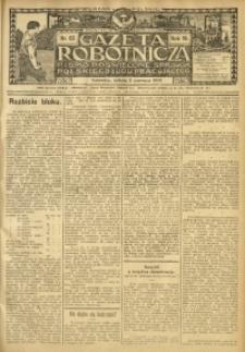 Gazeta Robotnicza, 1909, R. 19, nr 65