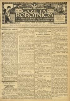 Gazeta Robotnicza, 1909, R. 19, nr 102