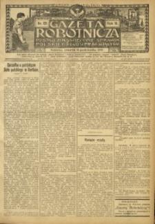 Gazeta Robotnicza, 1909, R. 19, nr 121