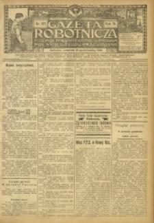 Gazeta Robotnicza, 1909, R. 19, nr 127