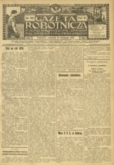 Gazeta Robotnicza, 1909, R. 19, nr 139