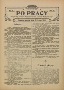 Po Pracy, 1909, R. 3, nr 8
