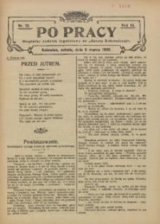 Po Pracy, 1909, R. 3, nr 10