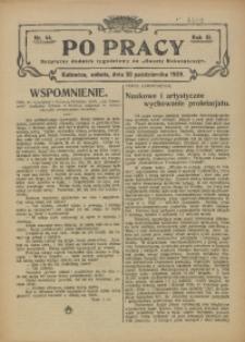 Po Pracy, 1909, R. 3, nr 44