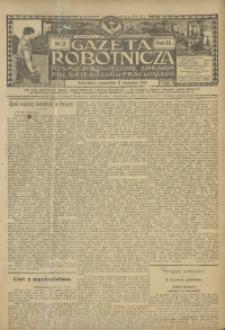 Gazeta Robotnicza, 1910, R. 20, nr 2