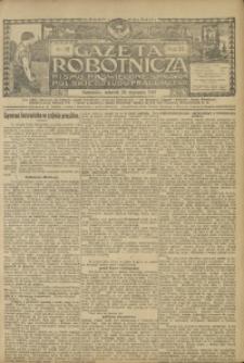 Gazeta Robotnicza, 1910, R. 20, nr 10