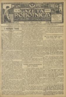 Gazeta Robotnicza, 1910, R. 20, nr 56