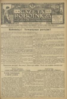 Gazeta Robotnicza, 1910, R. 20, nr 64