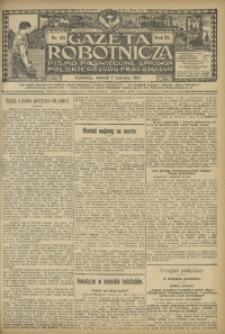 Gazeta Robotnicza, 1910, R. 20, nr 65