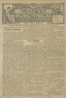 Gazeta Robotnicza, 1910, R. 20, nr 139