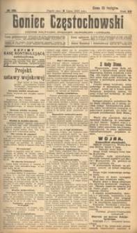 Goniec Częstochowski : dziennik polityczny, społeczny, ekonomiczny i literacki, 1918, R.12, Nr 135