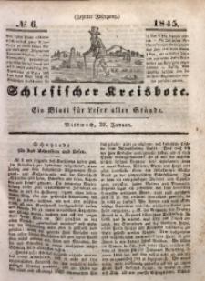 Schlesischer Kreisbote, 1845, Jg. 10, No. 6