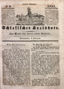 Schlesischer Kreisbote, 1845, Jg. 10, No. 9