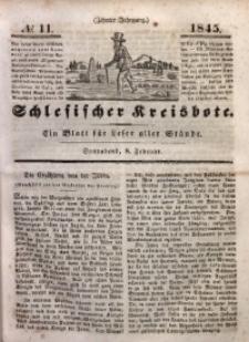 Schlesischer Kreisbote, 1845, Jg. 10, No. 11