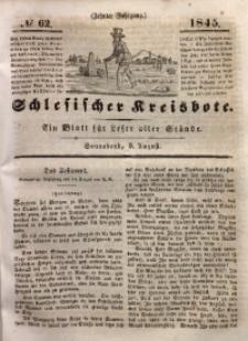 Schlesischer Kreisbote, 1845, Jg. 10, No. 62