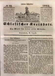 Schlesischer Kreisbote, 1845, Jg. 10, No. 64