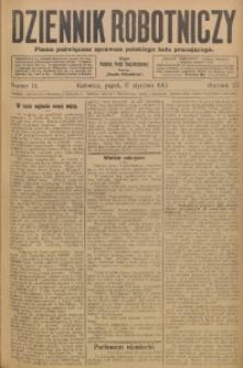 Dziennik Robotniczy, 1913, R. 23, nr 13