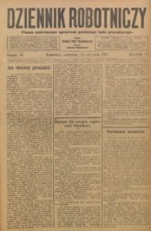 Dziennik Robotniczy, 1913, R. 23, nr 18