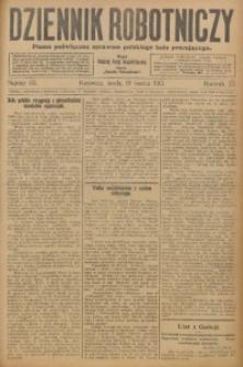 Dziennik Robotniczy, 1913, R. 23, nr 65