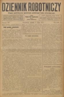 Dziennik Robotniczy, 1913, R. 23, nr 107