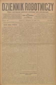 Dziennik Robotniczy, 1913, R. 23, nr 114