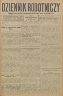Dziennik Robotniczy, 1913, R. 23, nr 116